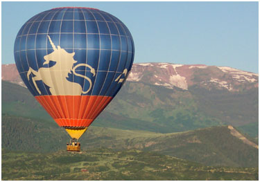 Aspen Balloon Flights